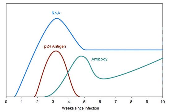 Periodo ventana del VIH
